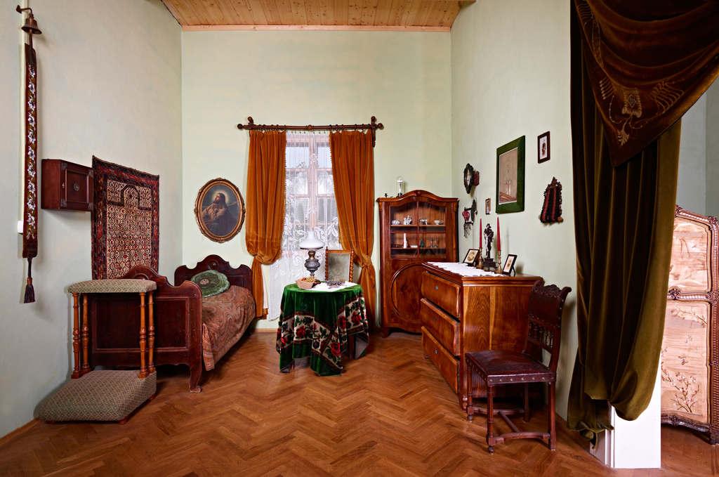 zdjęcie pokoju rezydentki