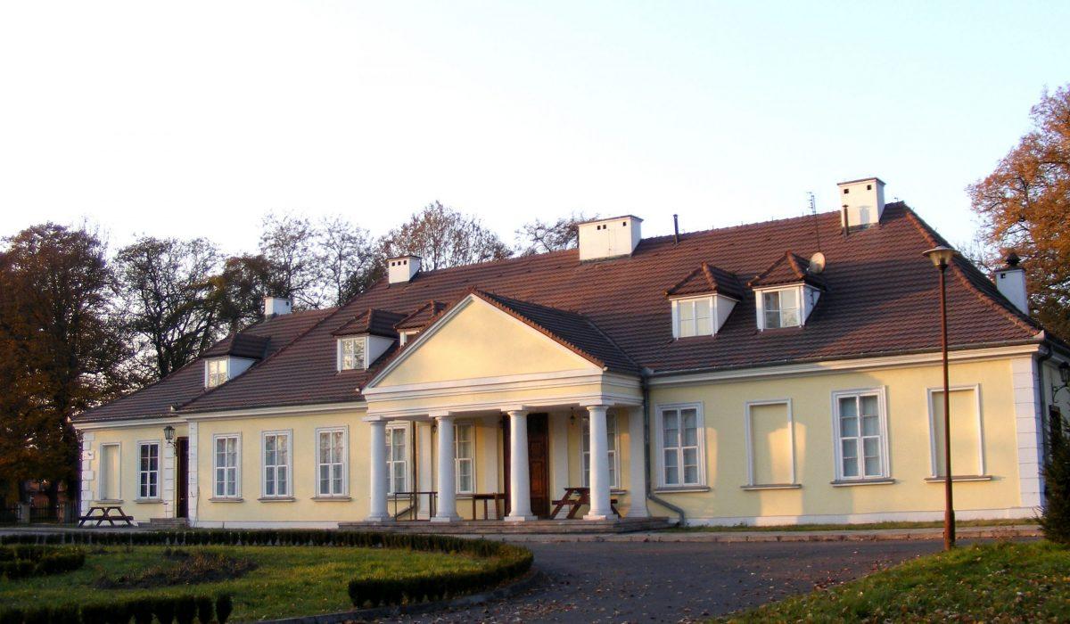 Branice, pow. Kraków, dwór z pocz. XIX w.