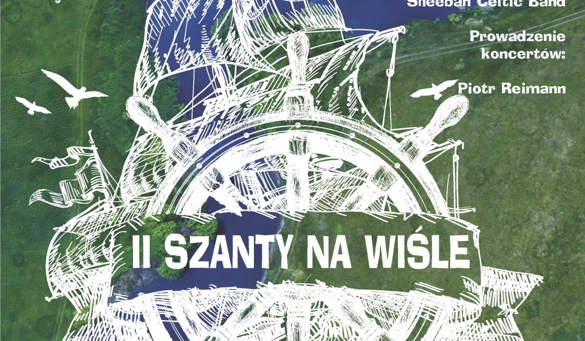 Plakat Szanty 2018