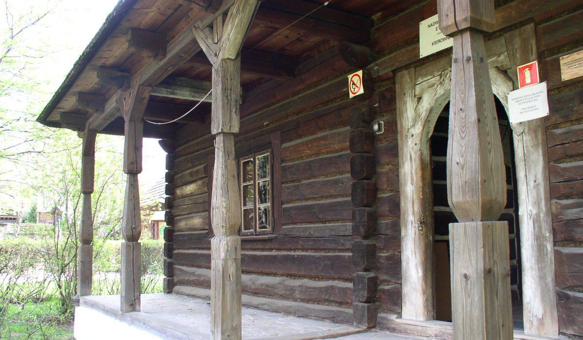 Dom małomiasteczkowy z Alwerni