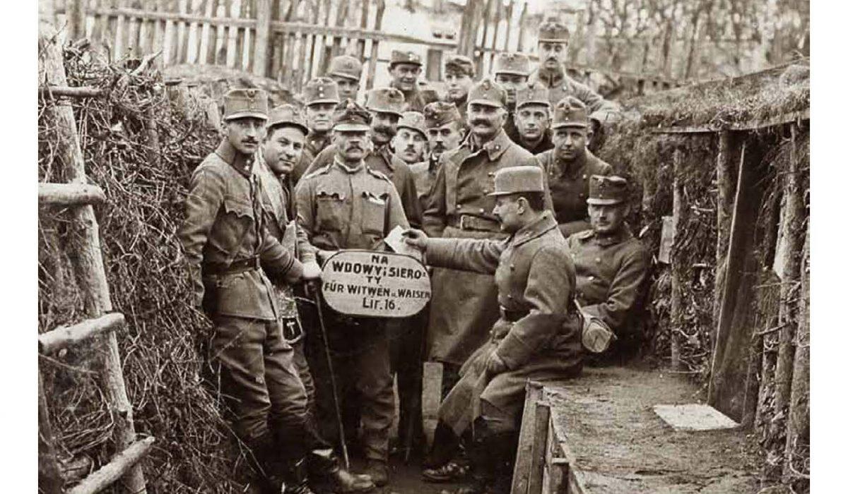 plakat wojna